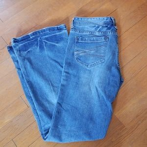Maurices flared jeans